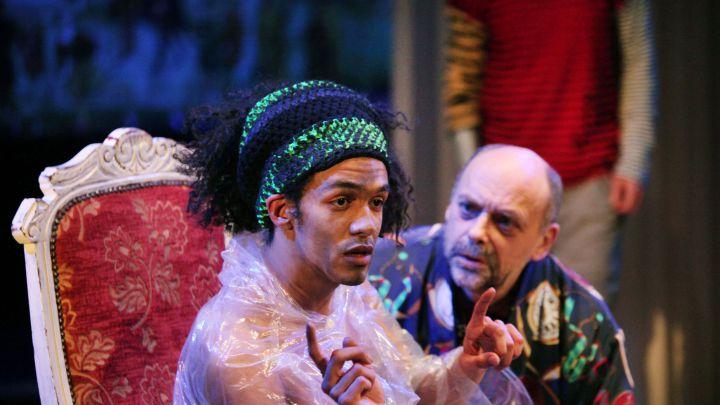 Lear door De Toneelmakerij  — De Krakeling, theater voor de jeugd te Amsterdam