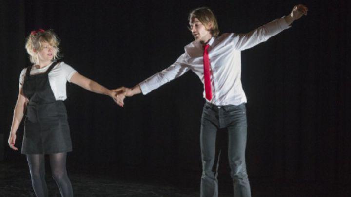 LOSLOPEND WILD door Maas theater en dans — De Krakeling, theater voor de jeugd te Amsterdam