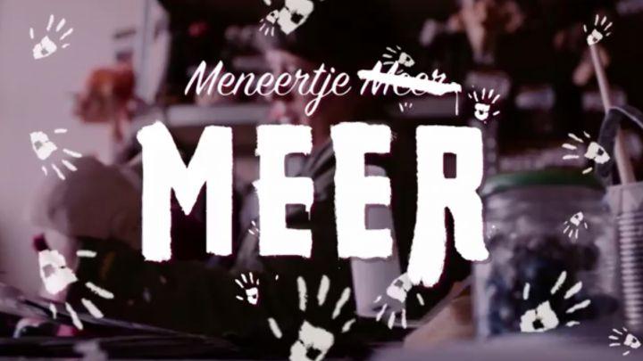 Meneertje Meer door Tg. Winterberg / STIP — De Krakeling, theater voor de jeugd te Amsterdam