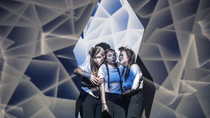 IJspaleis door Plan D / Andreas Denk — De Krakeling, theater voor de jeugd te Amsterdam