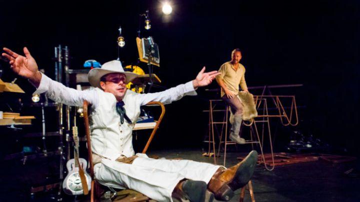 De Kleine Cowboy door Het Laagland — De Krakeling, theater voor de jeugd te Amsterdam