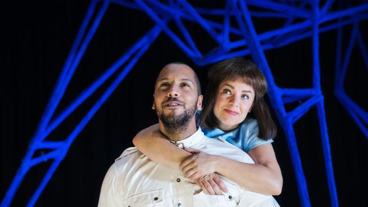 Ifigeneia Koningskind door NTjong — De Krakeling, theater voor de jeugd te Amsterdam