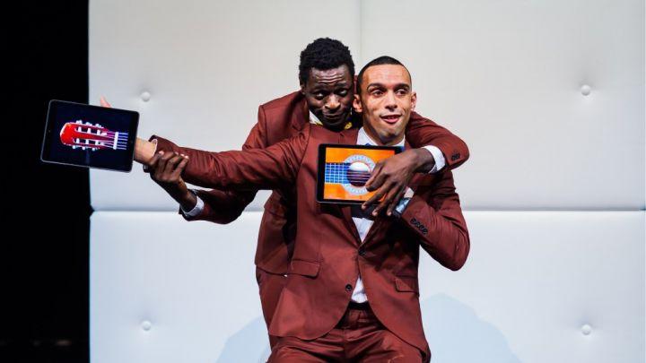 Aaipet door BonteHond — De Krakeling, theater voor de jeugd te Amsterdam