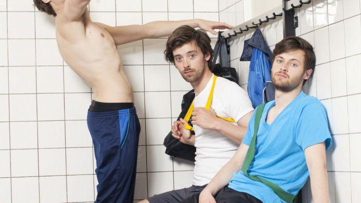 Bromance door Toneelgroep Oostpool — De Krakeling, theater voor de jeugd te Amsterdam