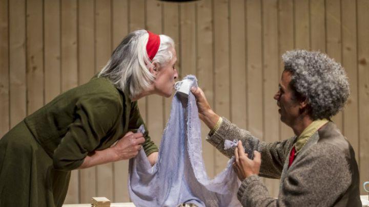 Iep! door Ottolien Boeschoten en Gerold Guthman — De Krakeling, theater voor de jeugd te Amsterdam