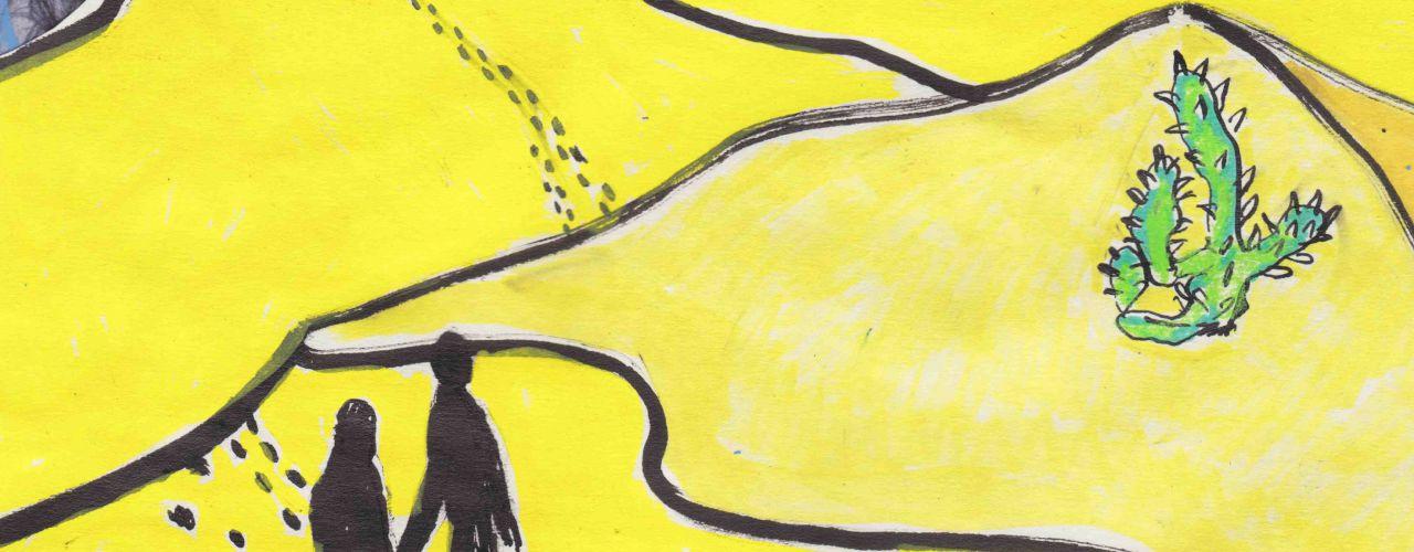 Woestijnjasmijntjes door De Toneelmakerij  — De Krakeling, theater voor de jeugd te Amsterdam