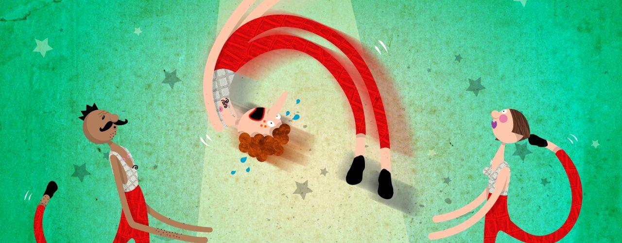 LEF! door Laura van Hal / STIP — De Krakeling, theater voor de jeugd te Amsterdam