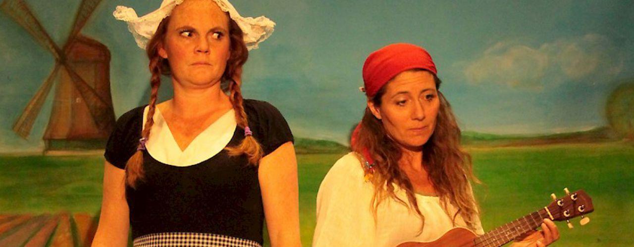 Zigeunermeisje door Het Kleine Theater — De Krakeling, theater voor de jeugd te Amsterdam