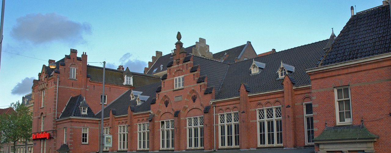 De Krakeling Vrijheidsmaaltijd door De Krakeling — De Krakeling, theater voor de jeugd te Amsterdam