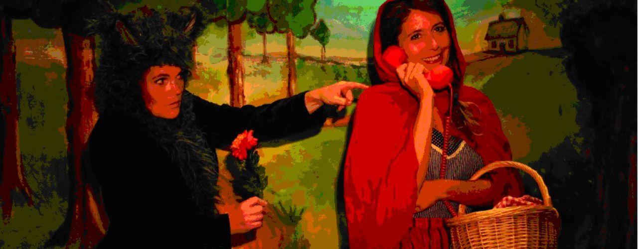 Roodkapje  door Het Kleine Theater — De Krakeling, theater voor de jeugd te Amsterdam