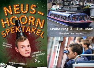 Neushoornspektakel & Kids Cruise door Krakeling