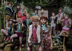 Wonderaars door Amsterdamse jeugdteJAterschool