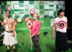 Niet Huppelen! - speciale editie door Raaijmakers & Geerlings / STIP en BonteHond