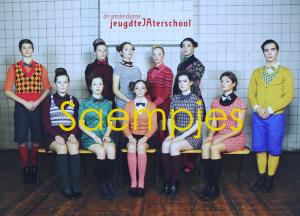 Saempjes door Amsterdamse jeugdteJAterschool