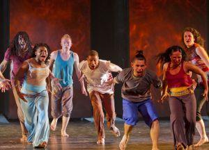 Guerilla door Danstheater AYA / DOX