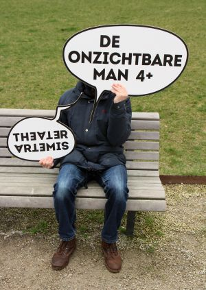 De onzichtbare man door Theater Artemis