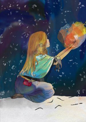 Het Meisje met de Zwavelstokjes door Het Kleine Theater