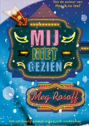 Jong Amsterdam Leest met Meg Rosoff door De Krakeling, Scheltema en Het Parool