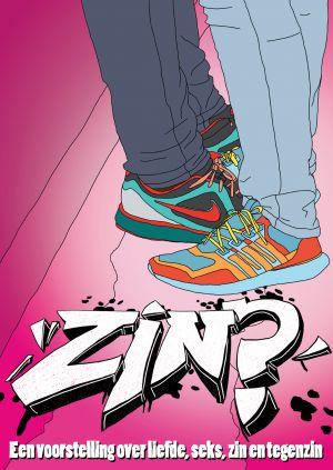 Zin  door Studio 52nd/ Urban Myth