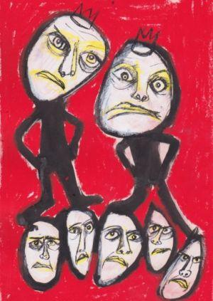 Young Lear door De Krakeling - De Toneelmakerij