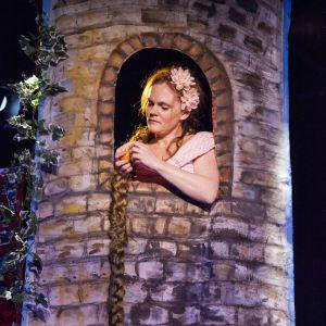 Rapunzel door Het Kleine Theater