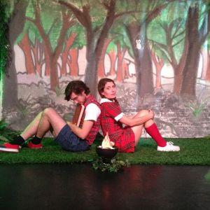Hans en Grietje door Het Kleine Theater